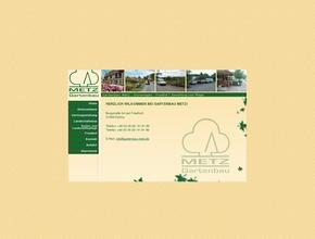 Gartenbau Metz in Dohna bei Pirna