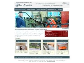 Schmidt Metallbau fa schmidt metallbau und schmiedebetrieb sonderformenbau