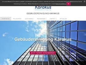 Gebäudereinigung Karakus GmbH Essen | Bauabschlussreinigung, Glasreinigung