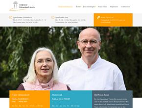 Gemeinschaftspraxis - Dipl.-Med. Roland Garitz und Dr. med. Christa Euringer