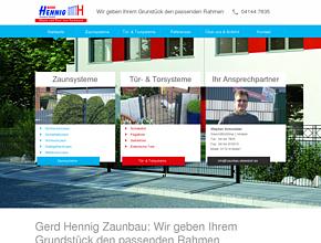 Gerd Hennig Zaunbau GmbH
