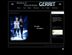 GERRIT - Dreams of Magic & Illusion