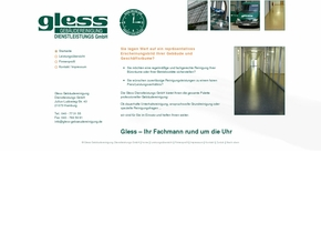 Gless Gebäudereinigung Gebäudereinigung Dienstleistungs GmbH