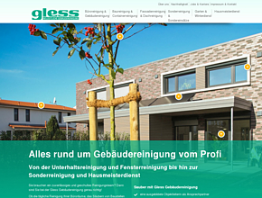 Gless GmbH - Neuzeitliche Gebäudereinigung | Meisterbetrieb