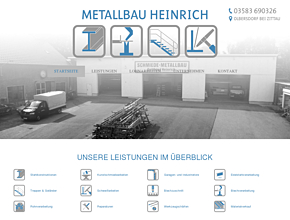 Gottfried Heinrich | Metallbau