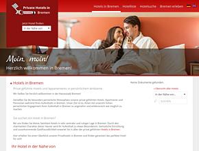Günstige Unterkünfte Bremen - Privathotels Bremen