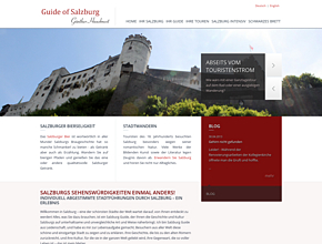 Guide of Salzburg - Günther Hausknost