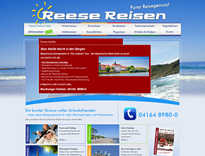 Busreisen in Deutschland & Europa | HANSEAT Exclusiv GmbH