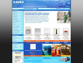 Hartmut Bauer Großhandel Für Flaschen Gläser Und Konservendosen Ek