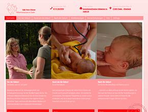 Hebamme Gabi Horn Stinner | Geburtsvorbereitung | Still- u. Geburtshilfe | Stade