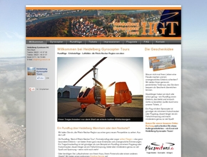 Heidelberg Gyrocopter Tours