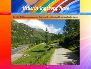 Heilerin Ingeborg Hase