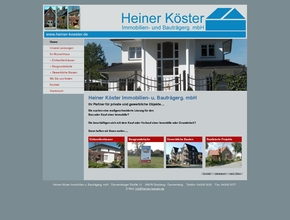 Heiner Köster Immobilien u. Bauträgerg. mbH