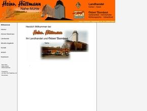 Heinrich Hüttmann | Landhandel und Grünes Warenhaus