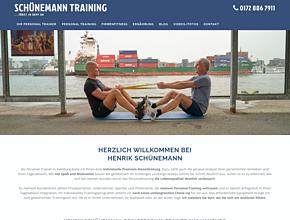 Henrik Schünemann - Ihr Personal Trainer in Hamburg