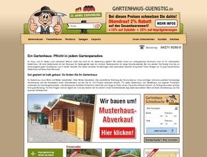 HGM Gartenhäuser