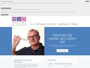 HNO Arzt Stade - Dr. Gunnar Elsner