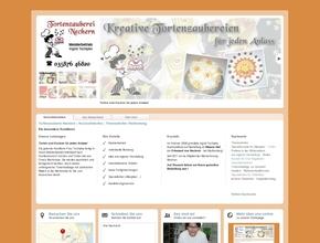 Tortenzauberei Nechern | Hochzeitstorten | Thementorten Weißenberg