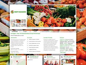 Hof Eggers | Obst- und Gemüseverkauf auf dem Wochenmarkt