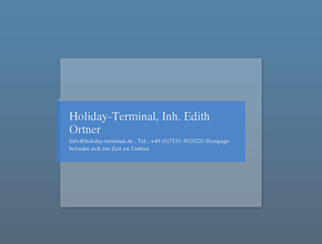 Holiday-Terminal, Inh. Edith Ortner