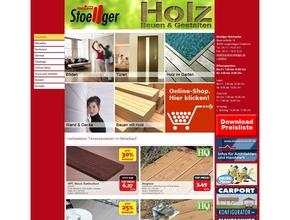 Holzland Stoellger stoellger großhandel und gartenholz