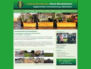 Horst Bockelmann | Lohnunternehmen | Wasserbau | Kulturbau | Hamburg | Stade