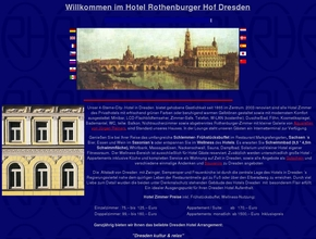 Hotel & Appartements Rothenburger Hof