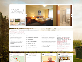 Hotel Deichgraf im Alten Land