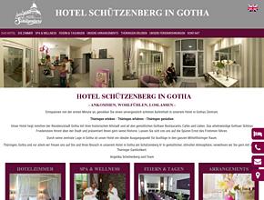Hotel in Gotha | Wellnesshotel | Cityhotel | Ferienwohnungen