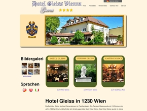 Hotel-Pension Gleiss