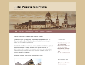 Hotel - Pension zu Dresden