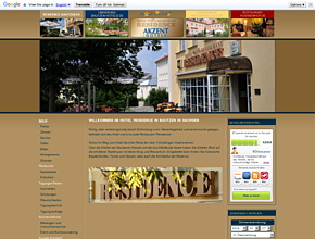 Hotel & Restaurant Residence