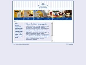 Hotel Und Restaurant Am Schlosspark Dahme