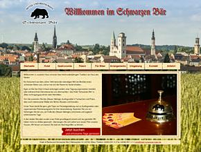 Hotel und Restaurant ''Schwarzer Bär'' Zittau - Zittauer Gebirge - Oberlausitz