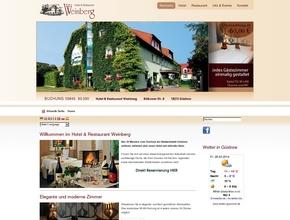Hotel Weinberg - Hotel & Restaurant in Güstrow