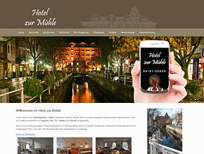 Hotel Zur Mühle - Gebrüder Albers GmbH |  nahe dem Alten Land | Buxtehude