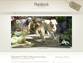 Hundepension Platzhirsch