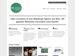 imcreative.at - Webdesign Wien