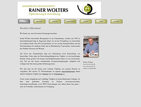 Immobilien-Management  -  Rainer Wolters