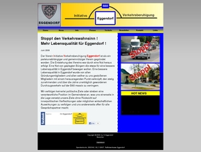 Initiative Verkehrsberuhigung Eggendorf