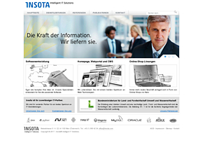 Insota Intelligent IT Solutions