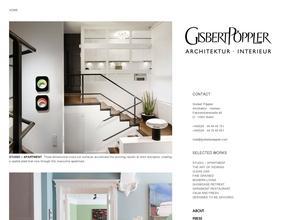 Interieur Architektur - Gisbert Pöppler