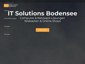 IT Solutions Bodensee, Felix Roth