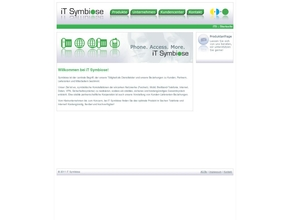 IT Symbiose Sprache-Daten-
