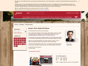 Jacques Wein Depot Kiel