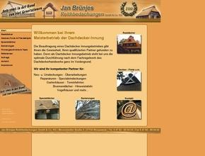 Jan Brünjes Reithbedachungen GmbH & Co. KG