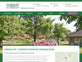 Jeddinger Hof | Landhotel | Seminarhotel | Nahe Lüneburger Heide