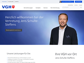 Jens Schulte-Steffens - VGH Versicherungen
