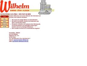 Kachelöfen - Wilhelm
