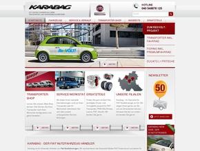 KARABAG Filiale Hamburg Wandsbek   CCF Centro Commerciale GmbH